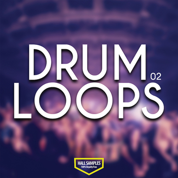 Hall Samples: Drum Loops 2
