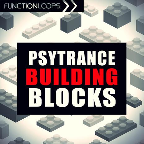 Psytrance Building Blocks