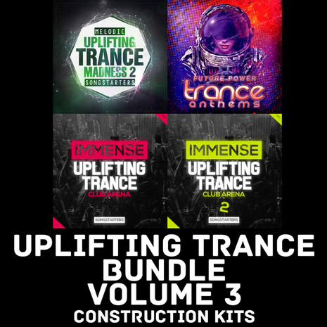 Uplifting Trance Bundle Vol 3
