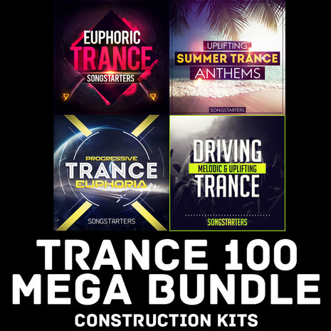 Trance 100 Mega Bundle