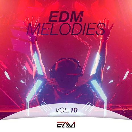 EDM Melodies Vol 10