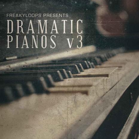 Dramatic Pianos Vol 3