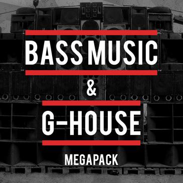 Bass Music & G-House Mega Pack