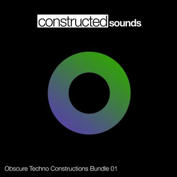Obscure Techno Constructions Bundle 1