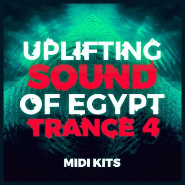 Uplifting Sound Of Egypt Trance 4: MIDI Kits