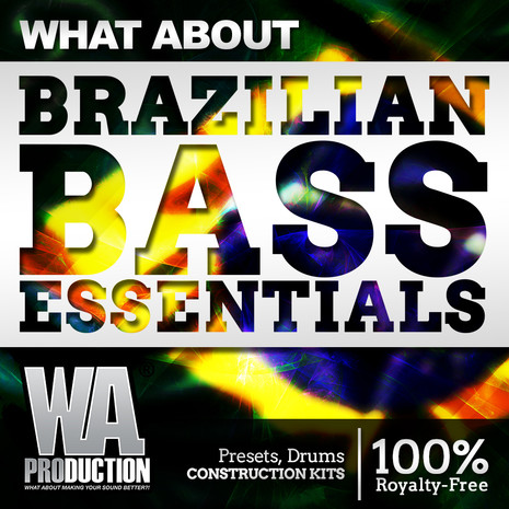 What About: Brazilian Bass Essentials