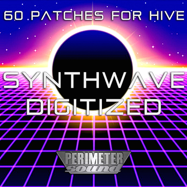 Hive: Synthwave Digitized