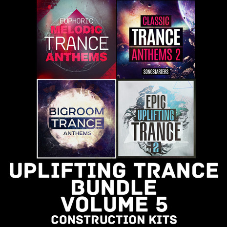 Uplifting Trance Bundle Vol 5