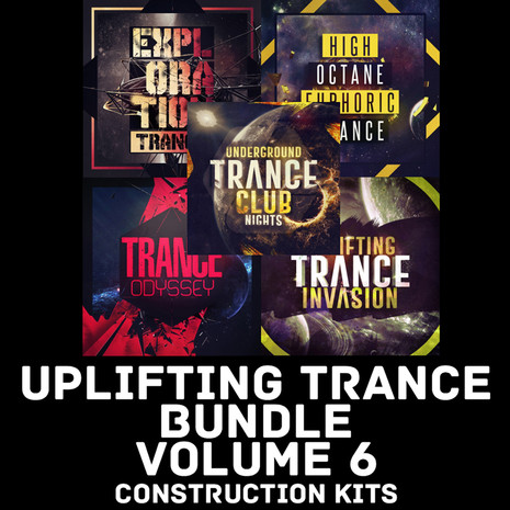 Uplifting Trance Bundle Vol 6