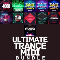 Ultimate Trance MIDI Bundle