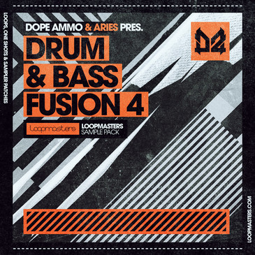 Dope Ammo & Aries: Drum & Bass Fusion Vol 4