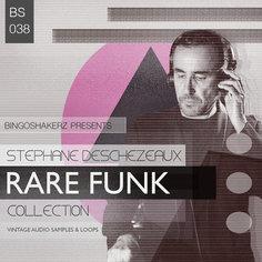 Stephane Deschezeaux: Rare Funk Collection