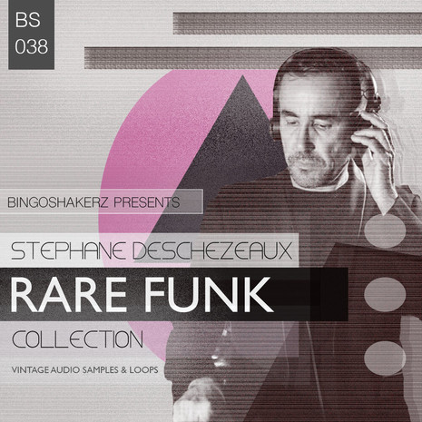 Stephane Deschezeaux: Rare Funk Collection