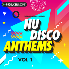 Nu Disco Anthems Vol 1