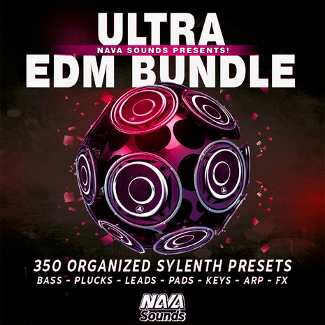 Ultra EDM Bundle: Sylenth1 Presets (Vols 1-3)
