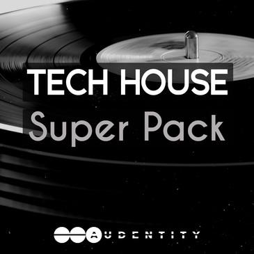Tech House Super Pack