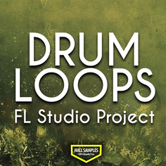Drum Loops: FL Studio Project