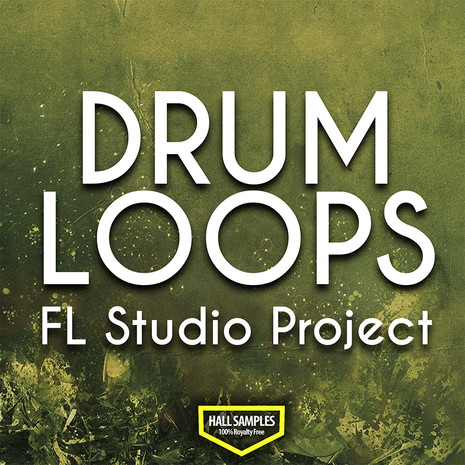 Drum Loops: FL Studio Project