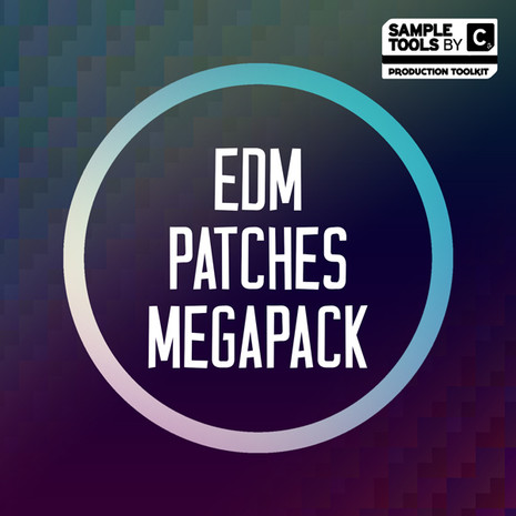 EDM Patches Mega Pack