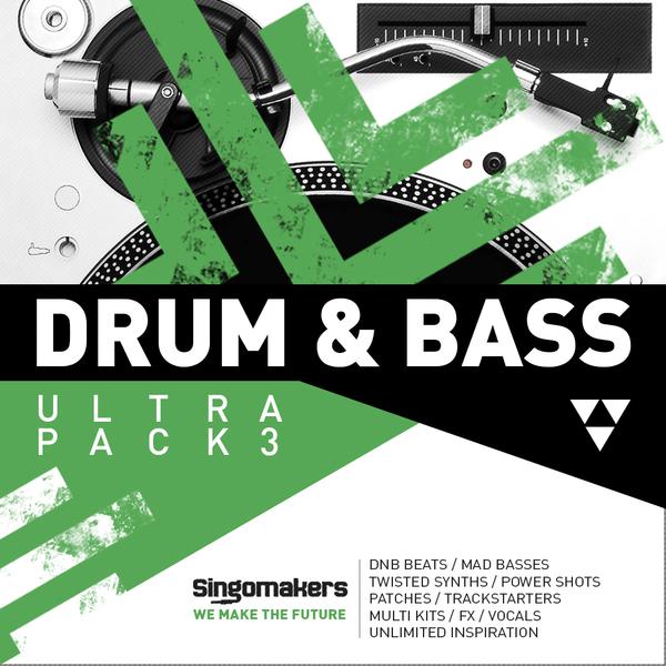 Drum & Bass Ultra Pack 3