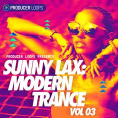 Sunny Lax: Modern Trance Vol 3