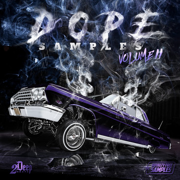 Dope Samples Vol 2