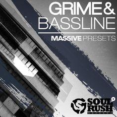 Grime & Bassline Massive Presets