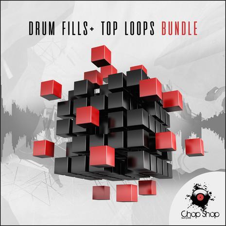 Drum Fills & Top Loops Bundle
