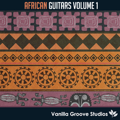 African Guitars Vol 1