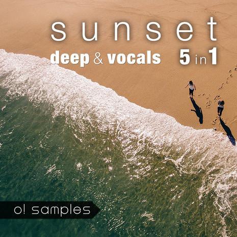 Sunset Deep & Vocals 5-in-1