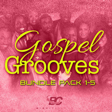 Gospel Grooves Bundle (Vols 1-5)