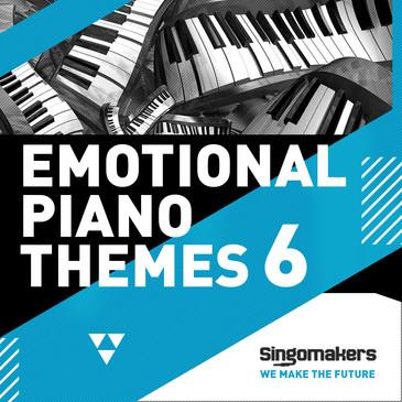 Emotional Piano Themes 6