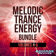 Melodic Trance Energy Bundle (Vols 4-6)