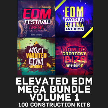 Elevated EDM Mega Bundle Vol 1