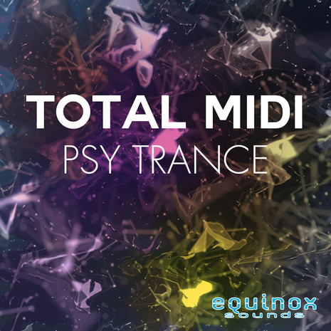 Total MIDI: Psy Trance