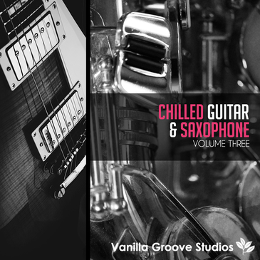 Chilled Guitar & Saxophone Vol 3