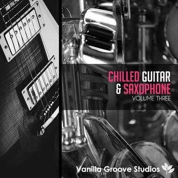 Chilled Guitar & Saxophone Vol 3