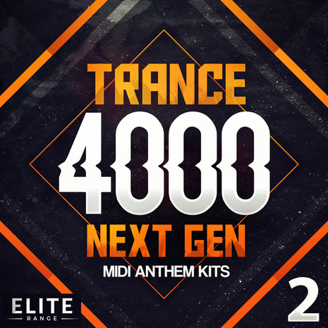 Trance 4000: Next Gen MIDI Anthem Kits 2