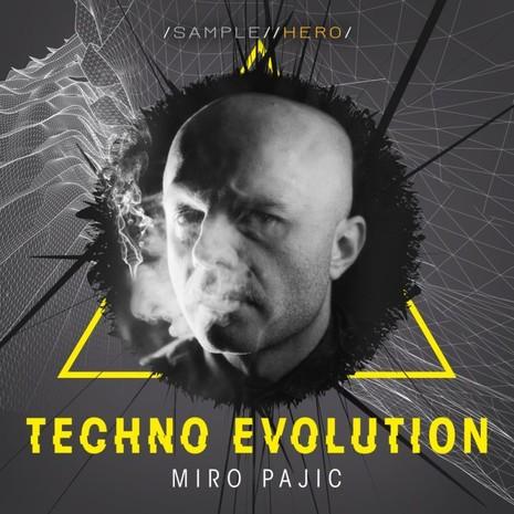 Miro Pajic: Techno Evolution