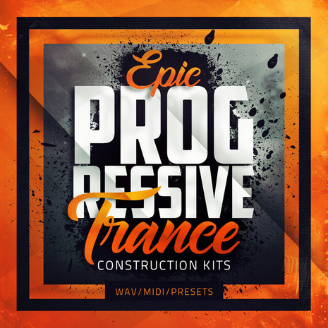 Epic Progressive Trance