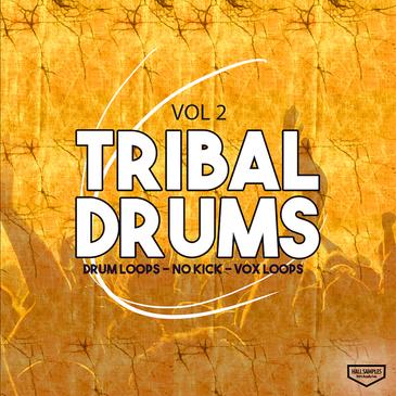 Tribal Drums 2
