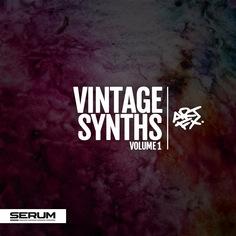 ARTFX: Vintage Synths Vol 1