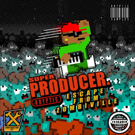Super Producer: Escape From Zombiville