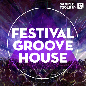 Sample Tools By Cr2: Festival Groove House