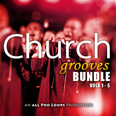 Church Grooves Bundle