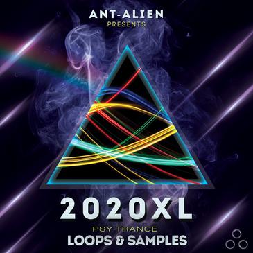Ant-Alien: 2020XL Psy Trance Loops & Samples