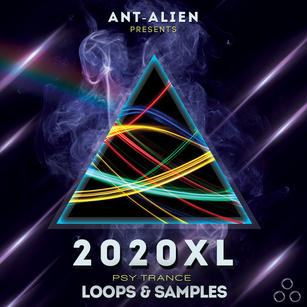 Ant-Alien: 2020XL Psy Trance Loops & Samples