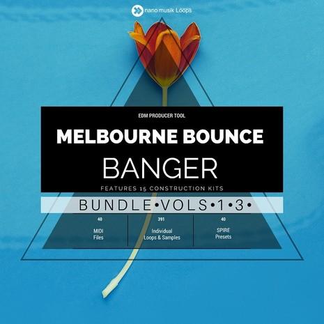 Melbourne Bounce Banger Bundle (Vols 1-3)