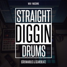 Straight Diggin Drums