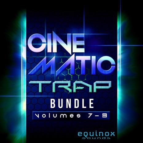 Cinematic Trap Bundle (Vols 7-9)